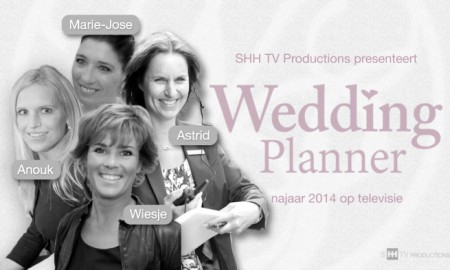 De weddingplanners van RTL Weddingplanner