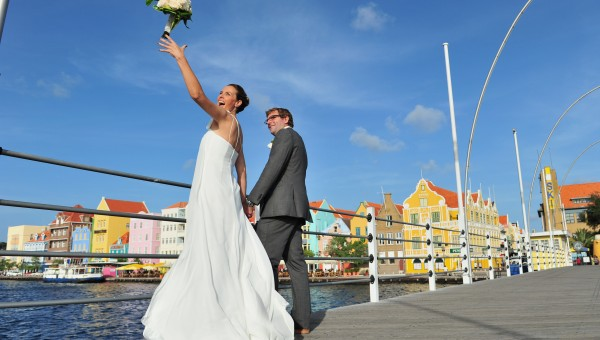 Wedding Couple - Curacao