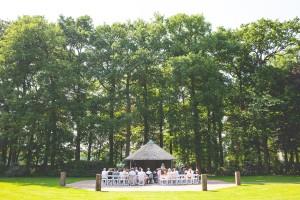 Bruidspaar Van der Tholen