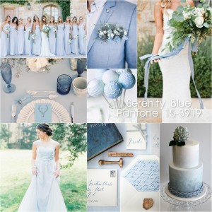 Trend2-Serenity Blue Wedding Color Trend 2016