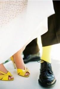 Matchy schoenen en sokken