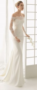 Rosa Clara weddingdress