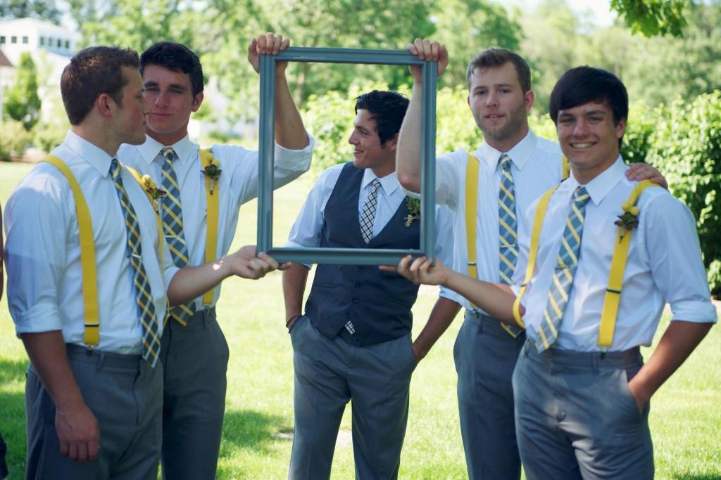 Dassen en Bretels grooms
