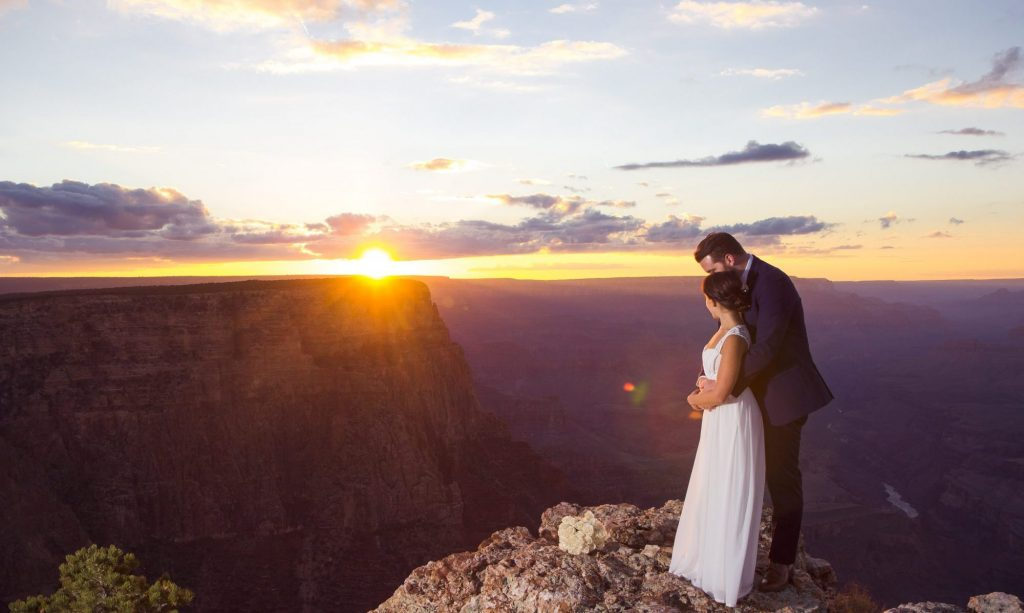 GrandCanyon trouwerij Weddingplanner