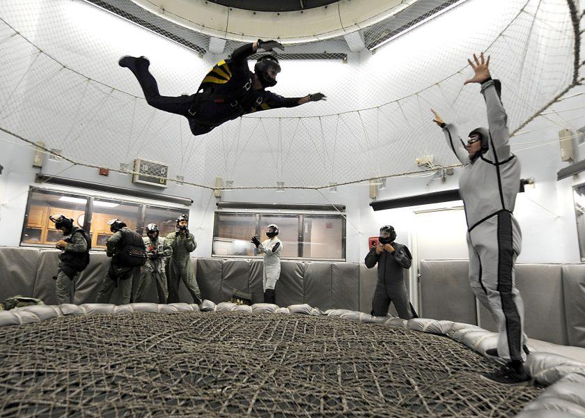SkydivenVrijgezellen