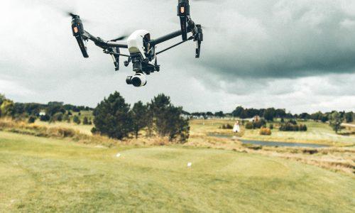 Laat drones jouw trouwdag filmen